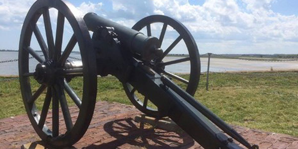 Ft. Sumter and Ft. Moultrie are officially national parks