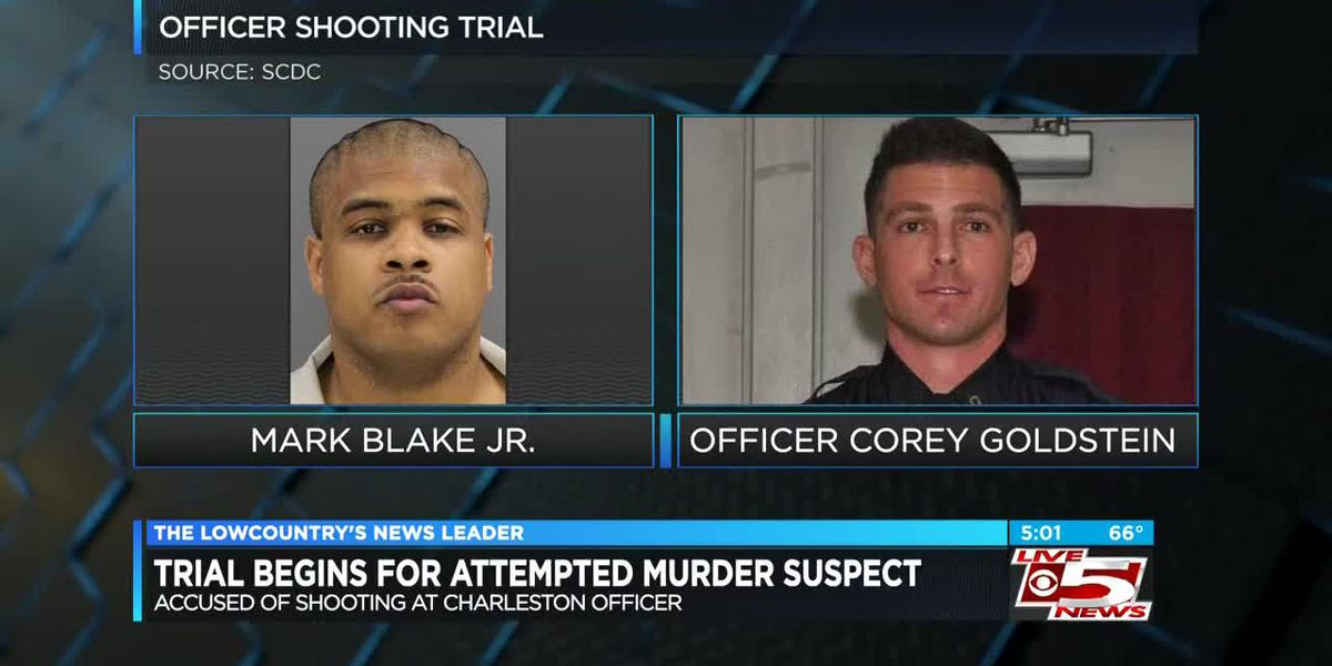 VIDEO: Trial begins for man charged in 2013 shooting of Charleston police officer
