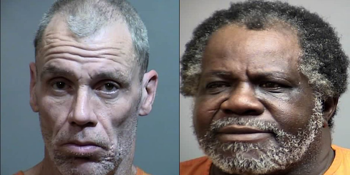 Deputies arrest two for multiple thefts at Georgetown Co. neighborhoods