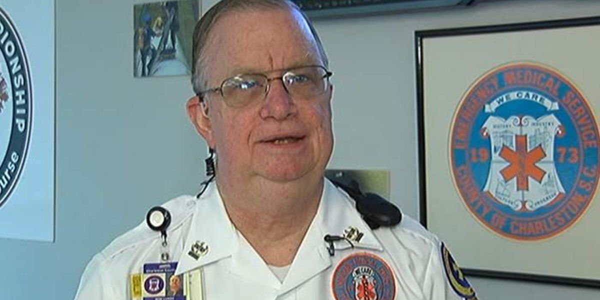 Charleston County fires EMS Director Don Lundy