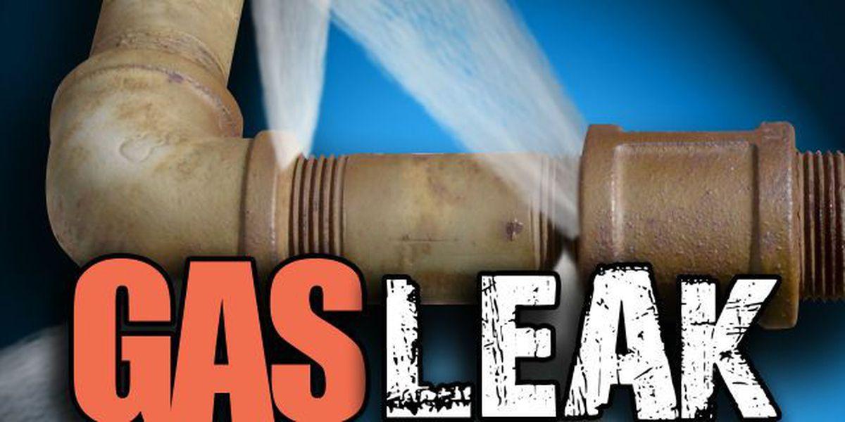 SCE&G crews secure gas leak in West Ashley