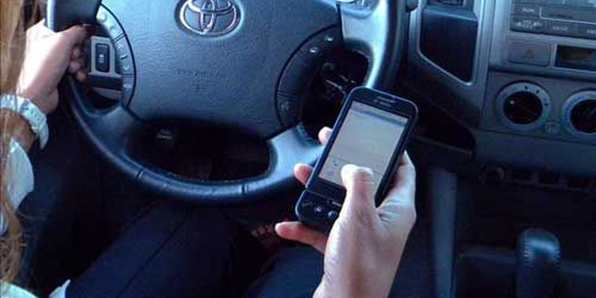 Beaufort County text ban usually brings warnings
