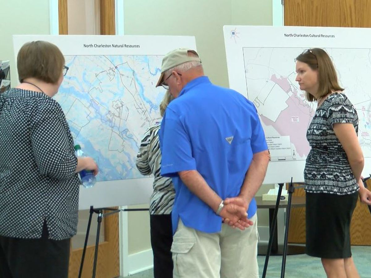 North Charleston leaders want input on city's 10-year plan
