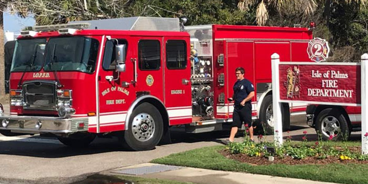Firefighter support group says IOP is understaffed to fight a fire at new hotel