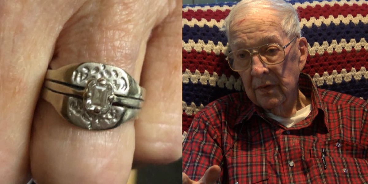 80-year-old man heartbroken over lost wedding ring