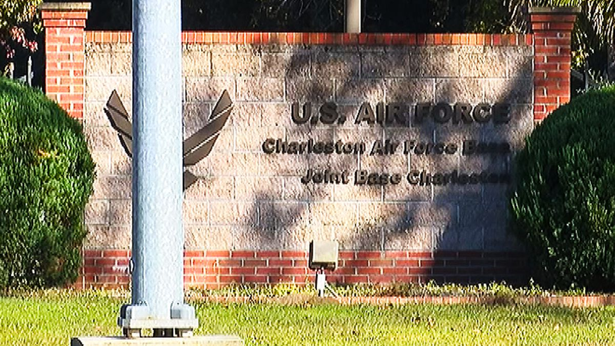 Air Force: Wing commander at Joint Base Charleston removed following investigation