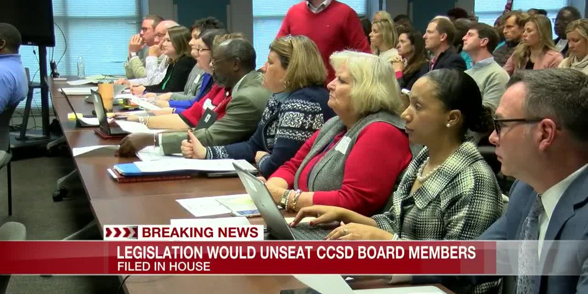VIDEO: Lawmakers file legislation that would put CCSD board members up for reelection