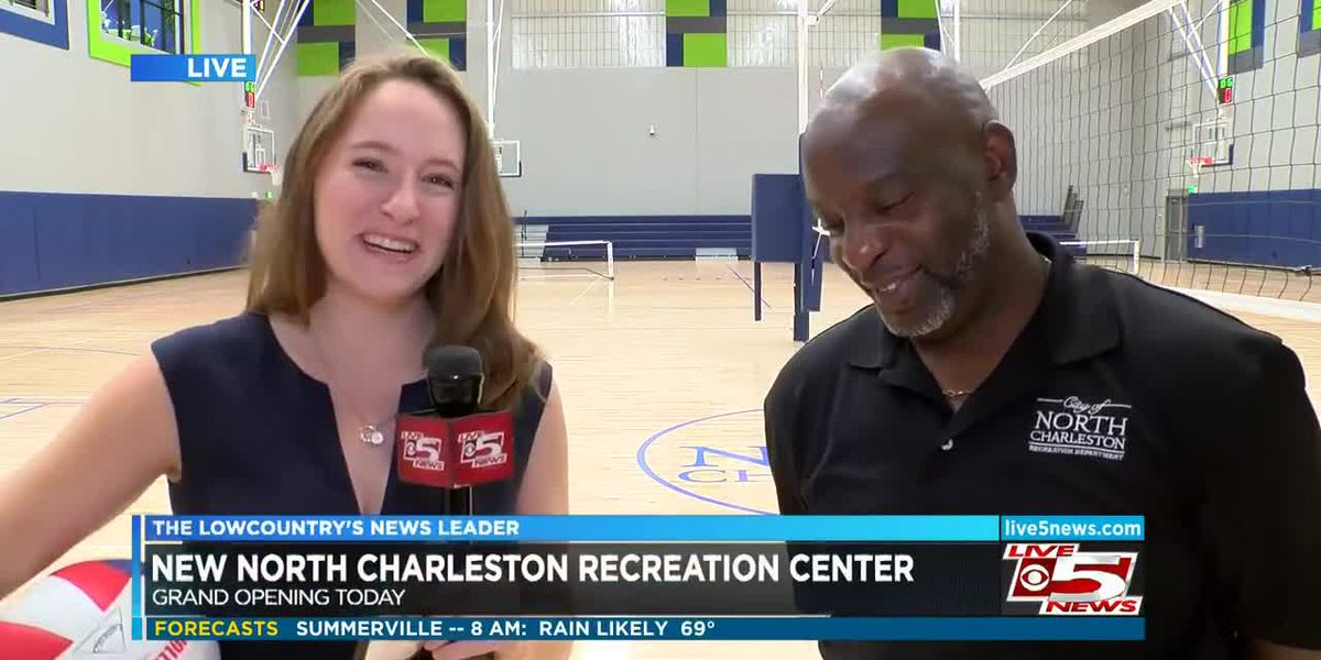 VIDEO: North Charleston hopes new $14M recreation center will drive 'sports tourism'