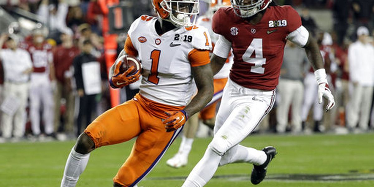 Clemson's Mullen Selected By Raiders On Day 2 Of 2019 NFL Draft
