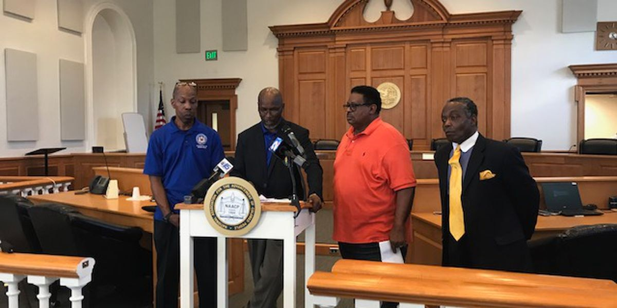 Georgetown NAACP calls county's administrator search process unfair