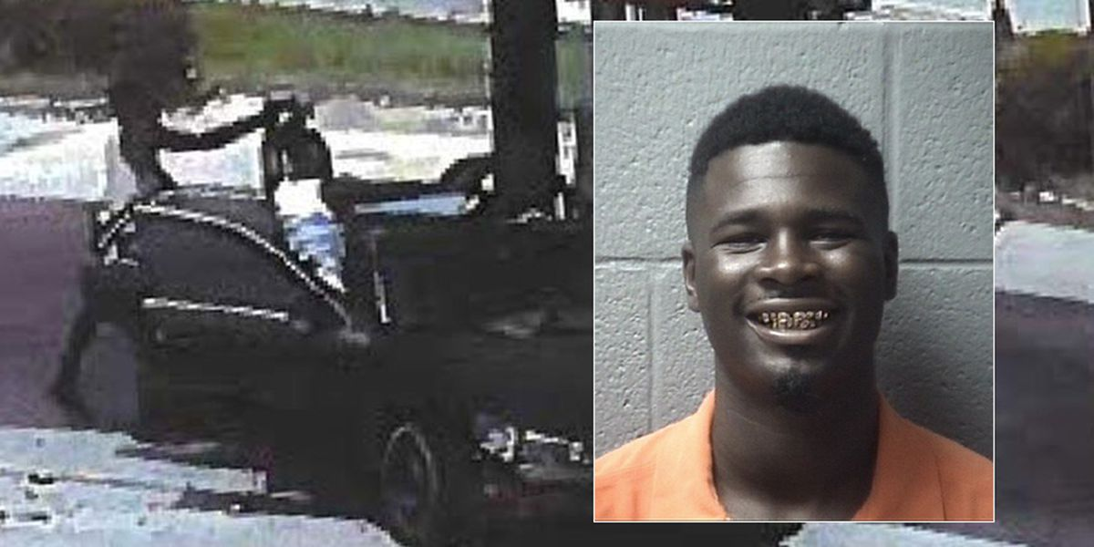 Murder suspect out on bond arrested again for shoot out at Orangeburg Co. gas station