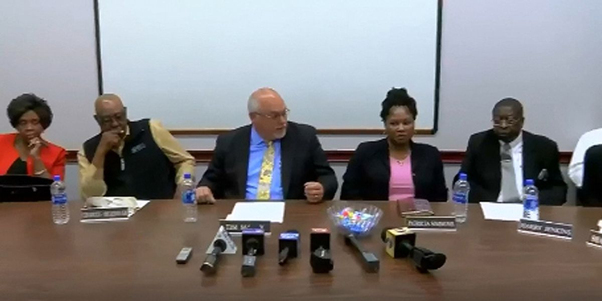 School Board releases brief statement on 5th grader's death, community members angrily demand answers