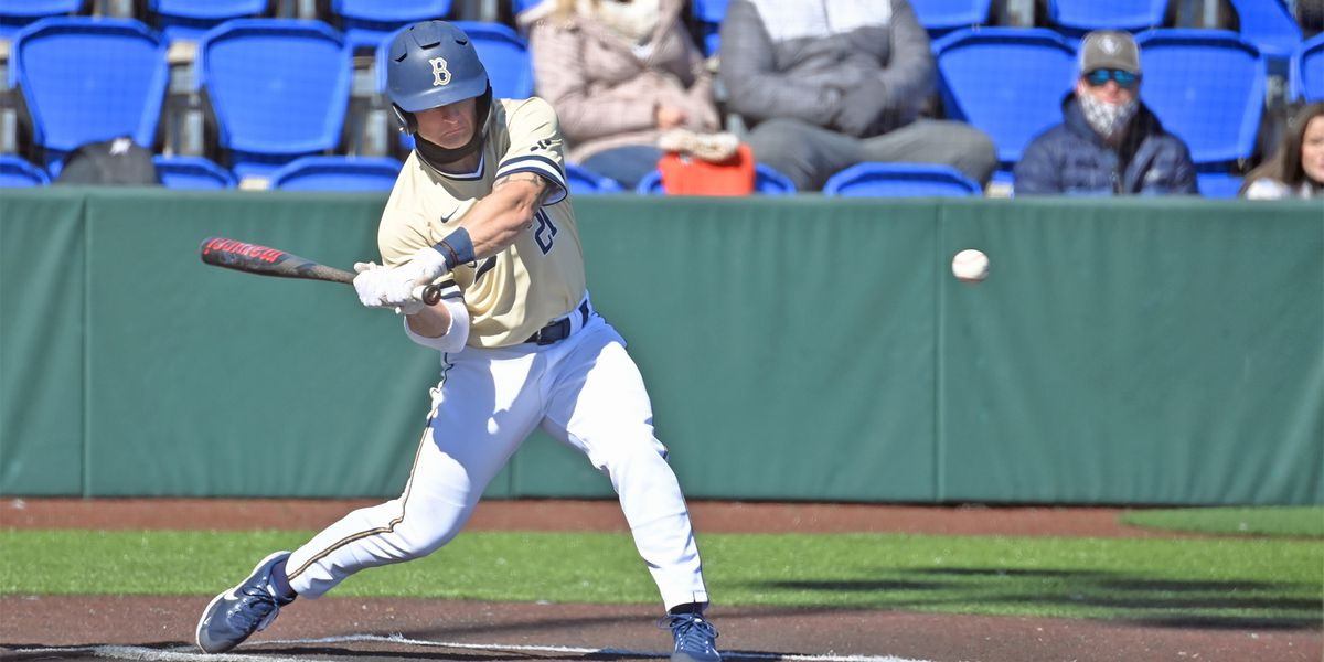 Bucs' Parker claims Big South Baseball Player of the Week honors
