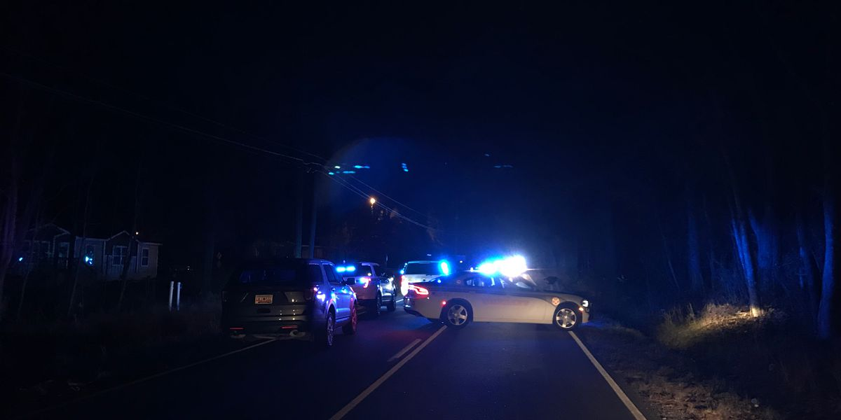 Search for suspect continues after man found shot in middle of the road in Dorchester Co.