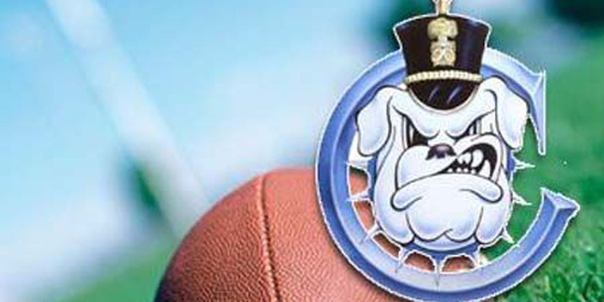 The Citadel's DL Justin Oxendine Named to CFPA Watch List for 2014 Campaign