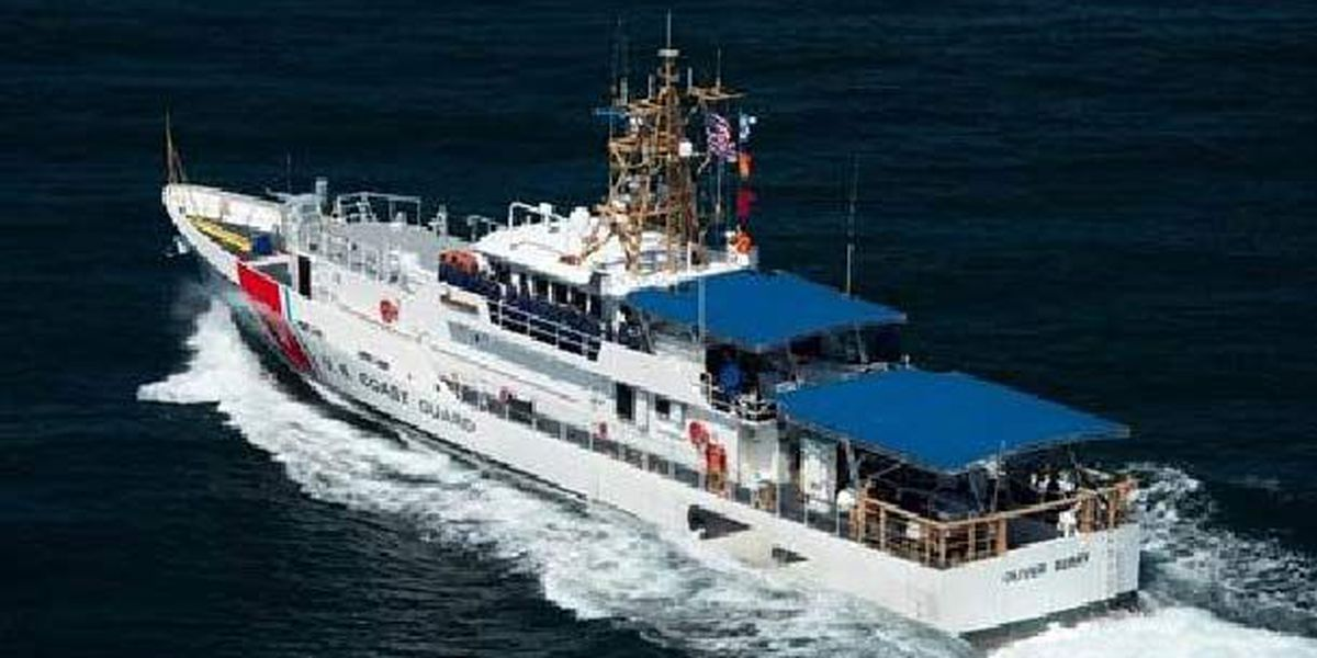 First Coast Guard vessel named after Citadel grad to be commissioned