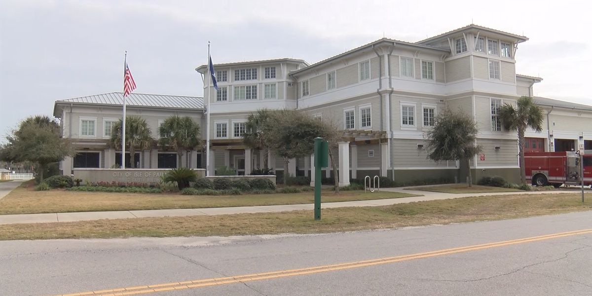 IOP to consider multi-million dollar repairs to public safety building