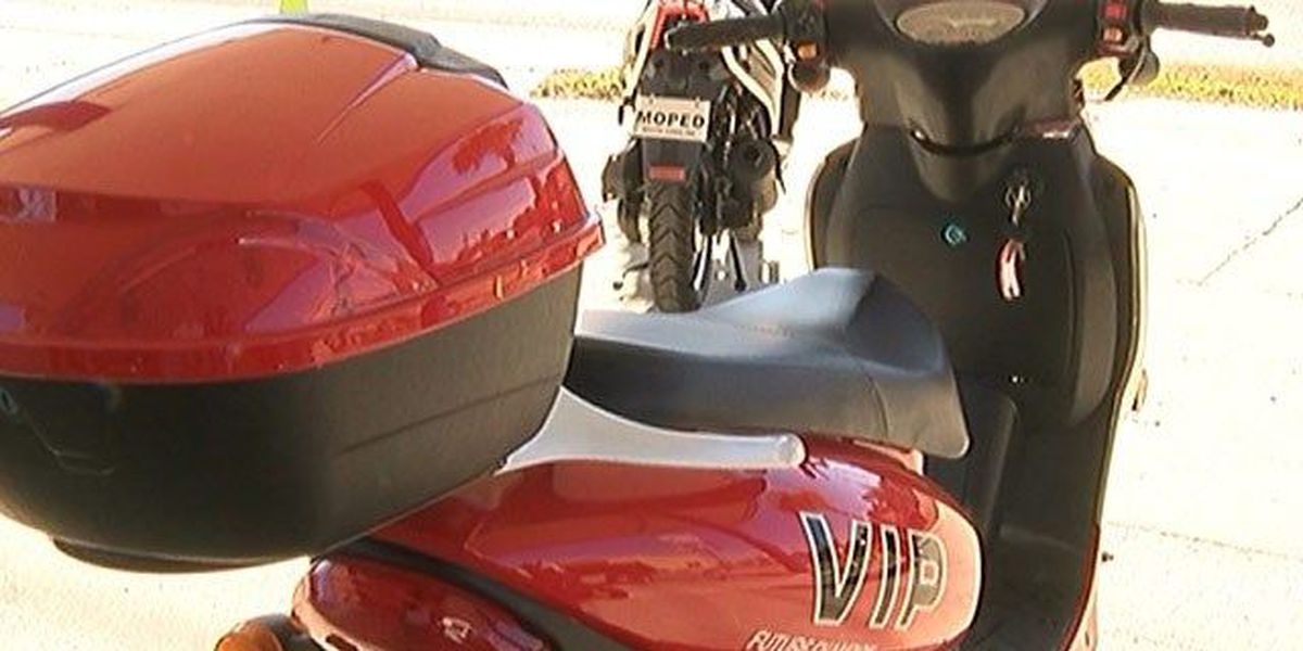Moped deaths increase 57 percent in 1 year in South Carolina