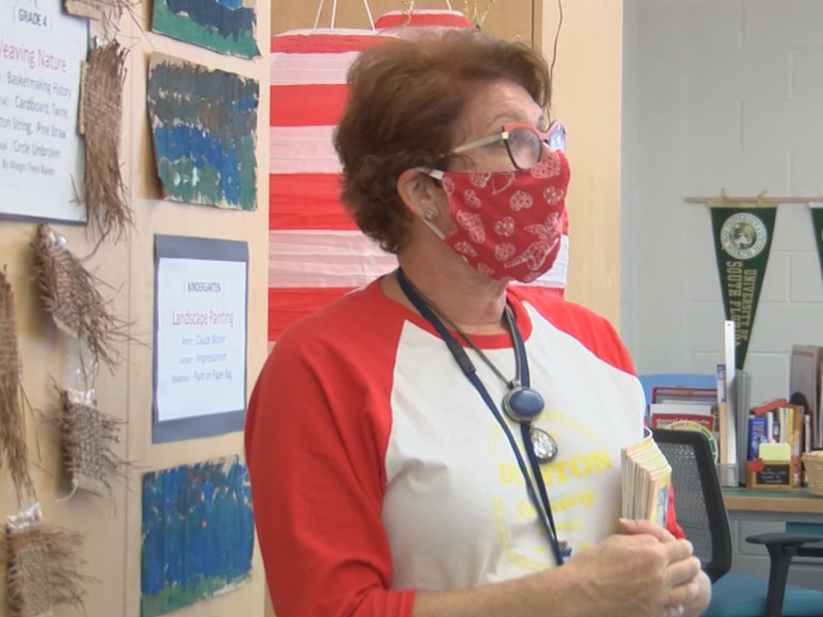 Charleston County School Board members calling for teacher hazard pay