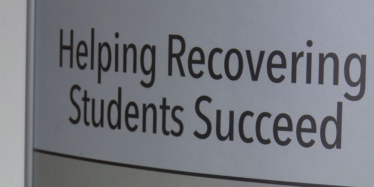 CofC's student recovery program granted funds under Governor's opioid epidemic response plan