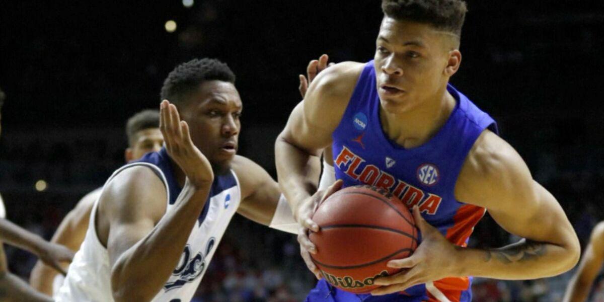 Florida Gators basketball returns, Keyontae Johnson back with the team amid recovery