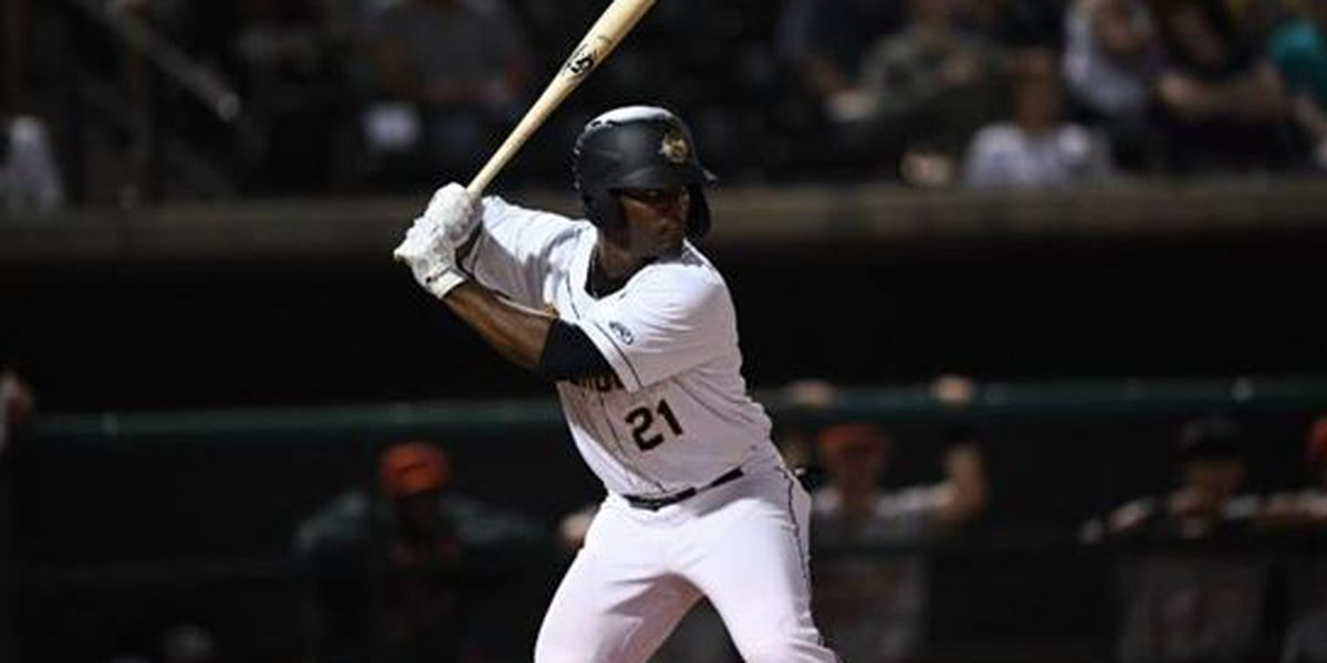 RiverDogs' Stowers Named South Atlantic League Player of the Week