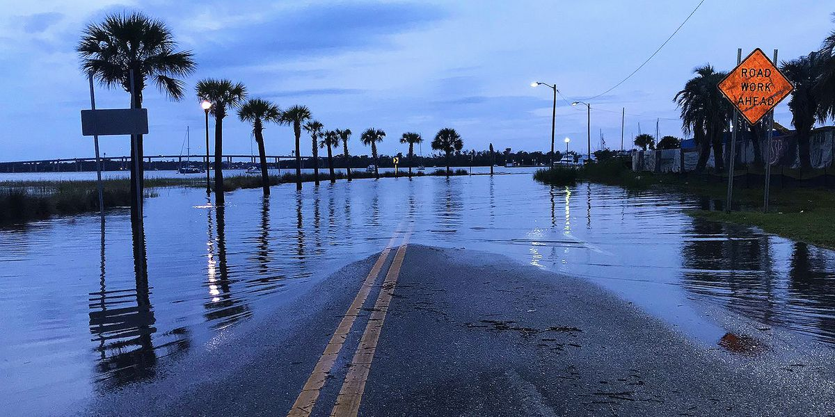 Coastal flood warning expires for Beaufort, Colleton and Charleston counties