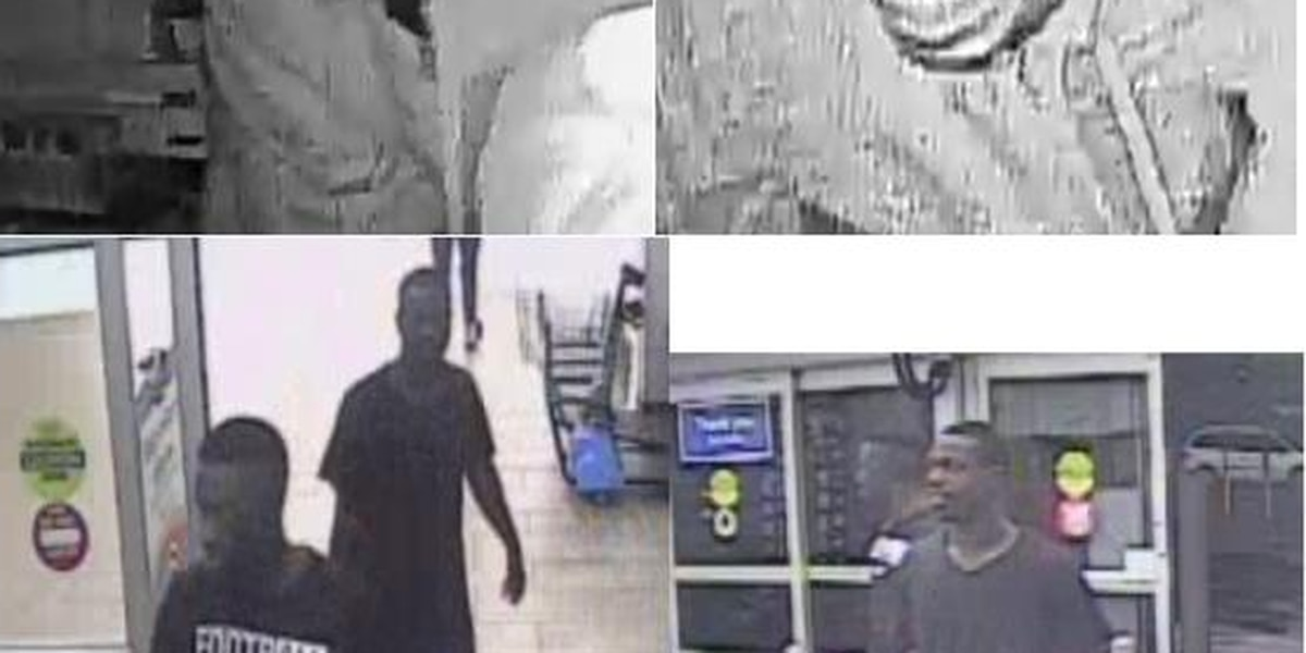 Police searching for suspects in Charleston burglary