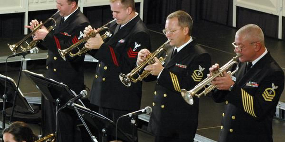 US Navy Concert Band making tour stop in North Charleston