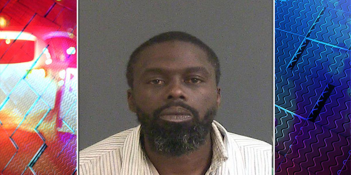 Police: Johns Island man tried to set a woman's car on fire