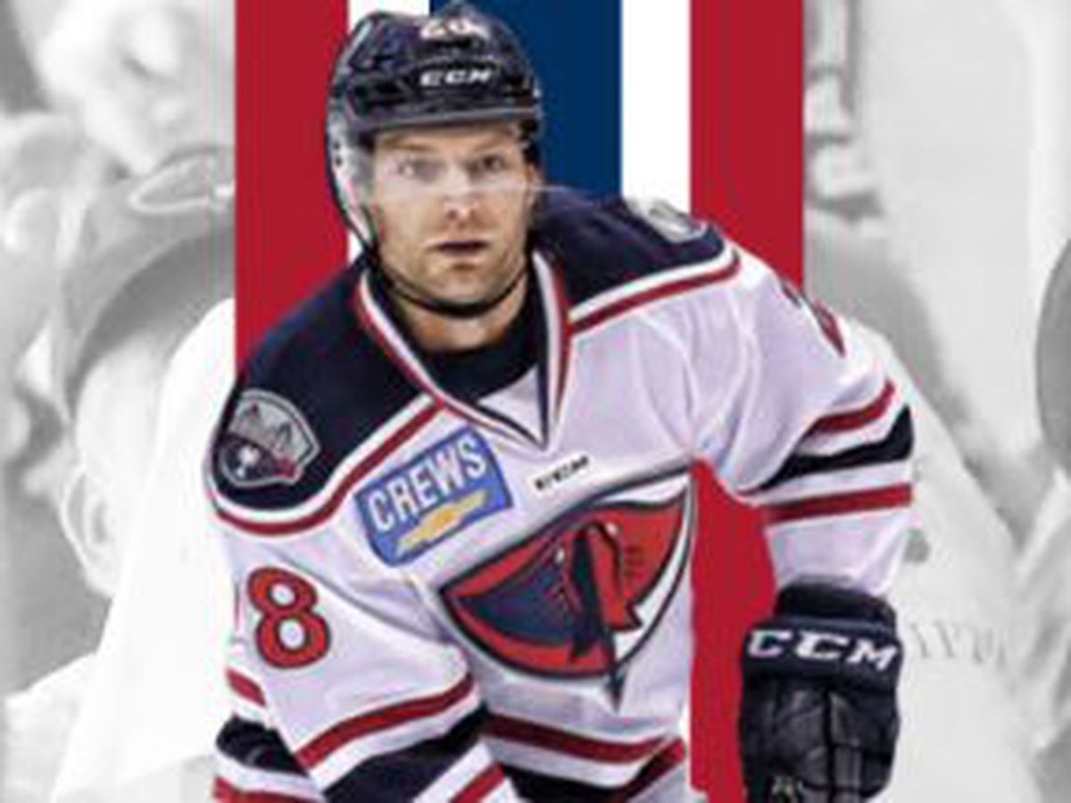 Win a four-pack of tickets Live 5 News/Military Appreciation Night at the Stingrays.