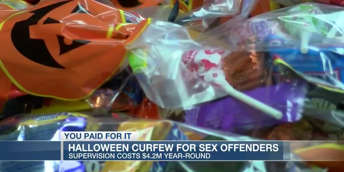 VIDEO: You Paid For It - Halloween Curfew for Sex Offenders