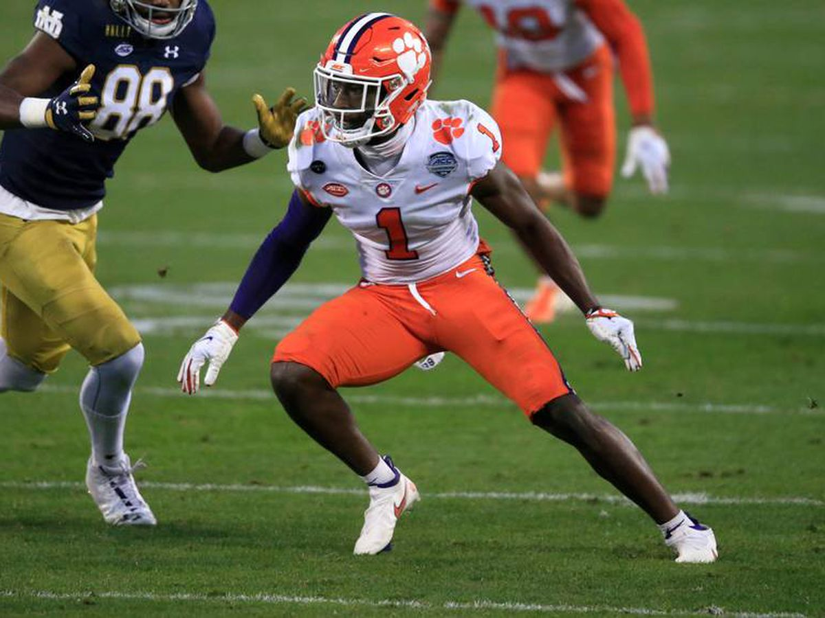 Clemson all-ACC cornerback Derion Kendrick no longer with Tigers