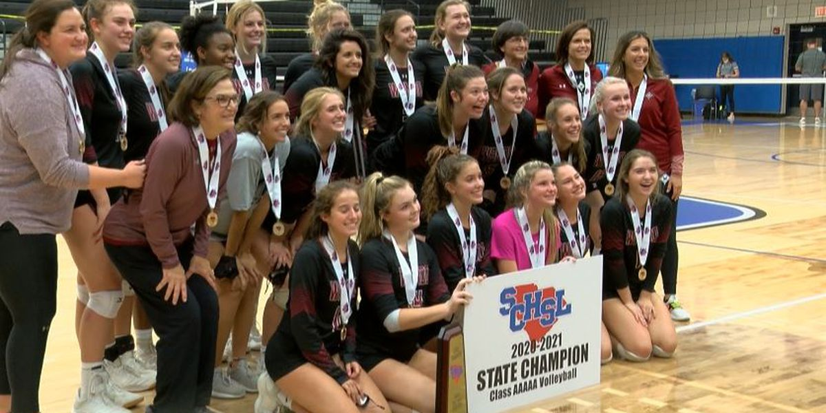 Wando wins 5-A state volleyball title, Oceanside falls in 3-A final