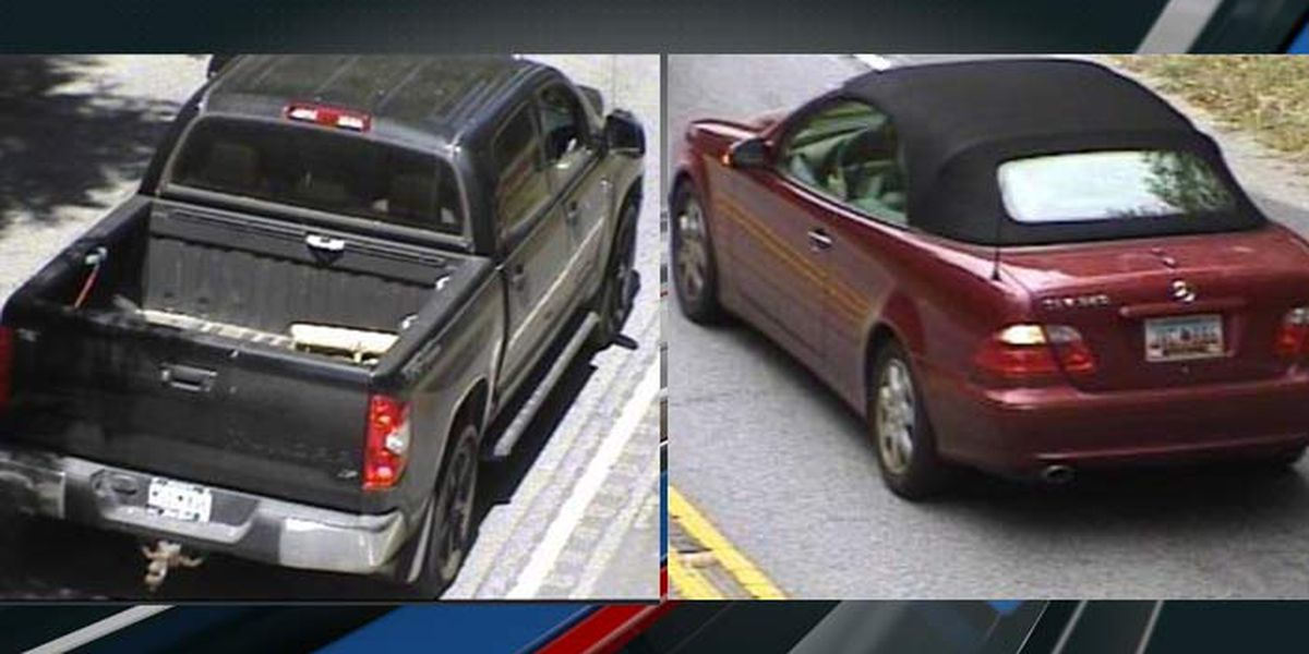 Deputies ask public to be on the lookout for two stolen vehicles
