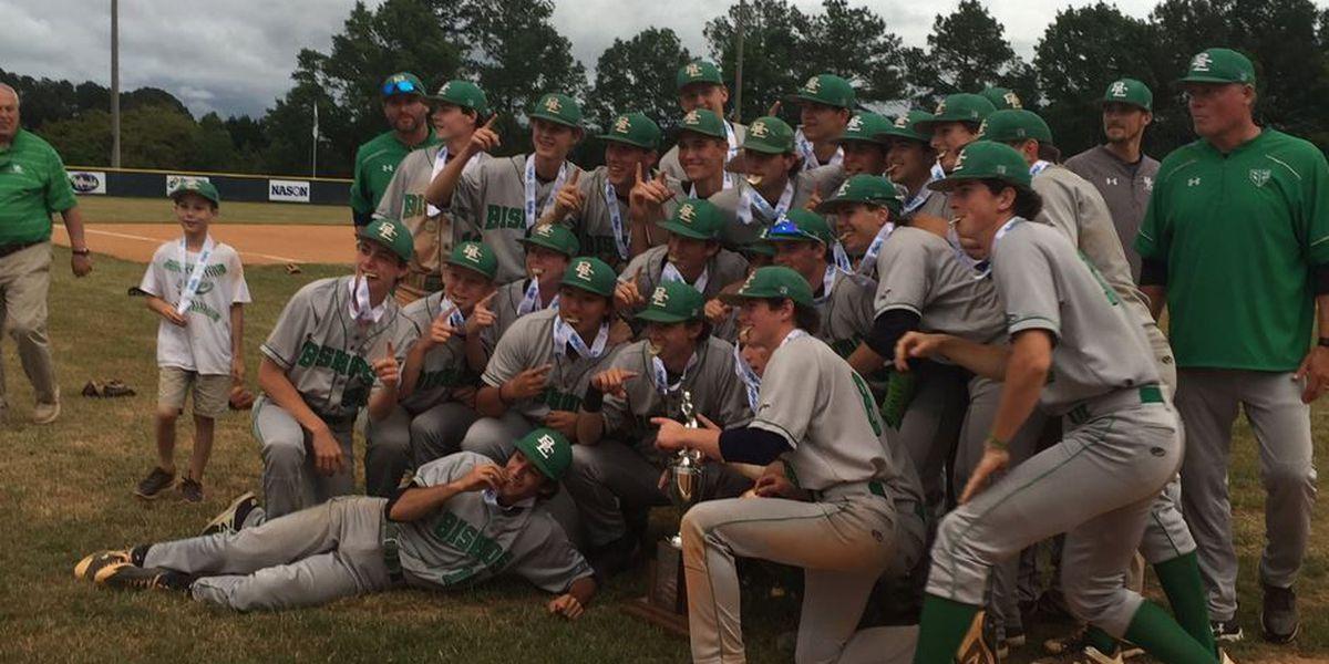 Bishop England wins 3-A baseball state title
