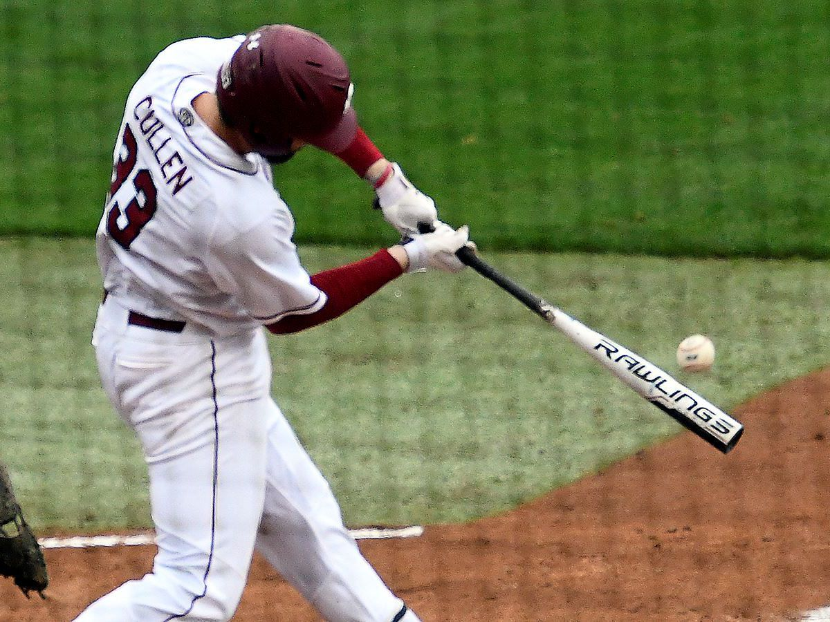 Baseball Falls to Tennessee, 6-3, in Series Finale