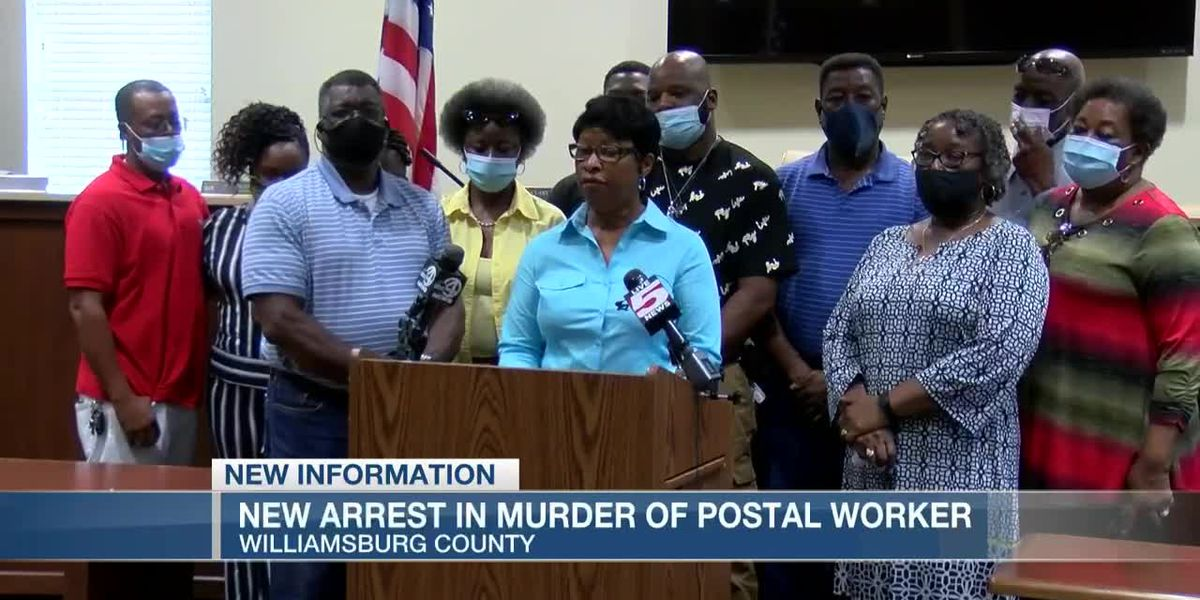 VIDEO: U.S. Attorney announces indictments against 3 in Andrews postal worker's killing