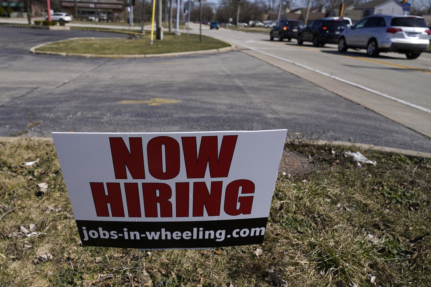 LIVE: Biden discusses employment; US job growth slows sharply in sign of struggles