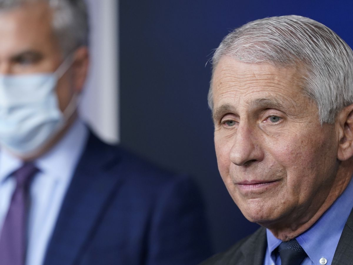 Fauci says pandemic exposed 'undeniable effects of racism'