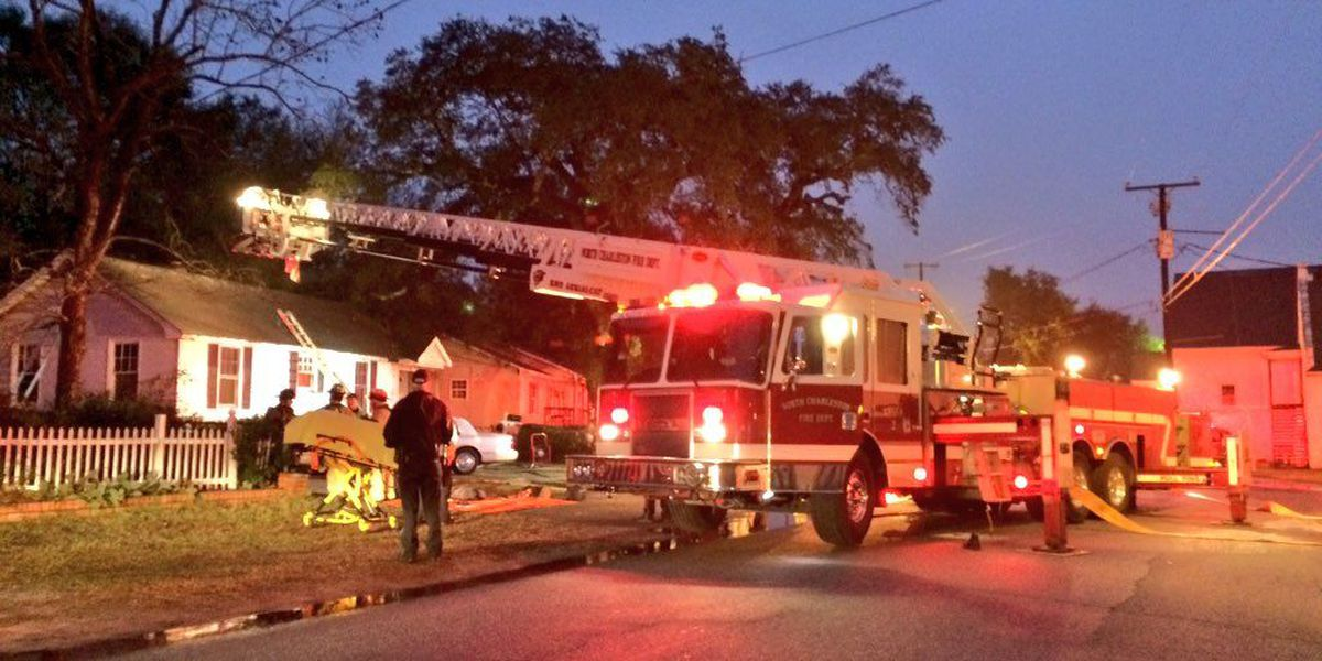 Red Cross assisting residents following North Charleston house fire