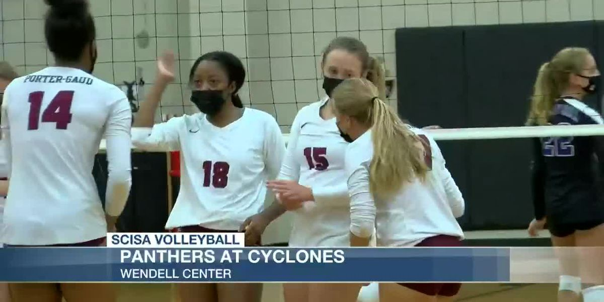 VIDEO: Porter-Gaud beats Ashley Hall in volleyball on Tuesday