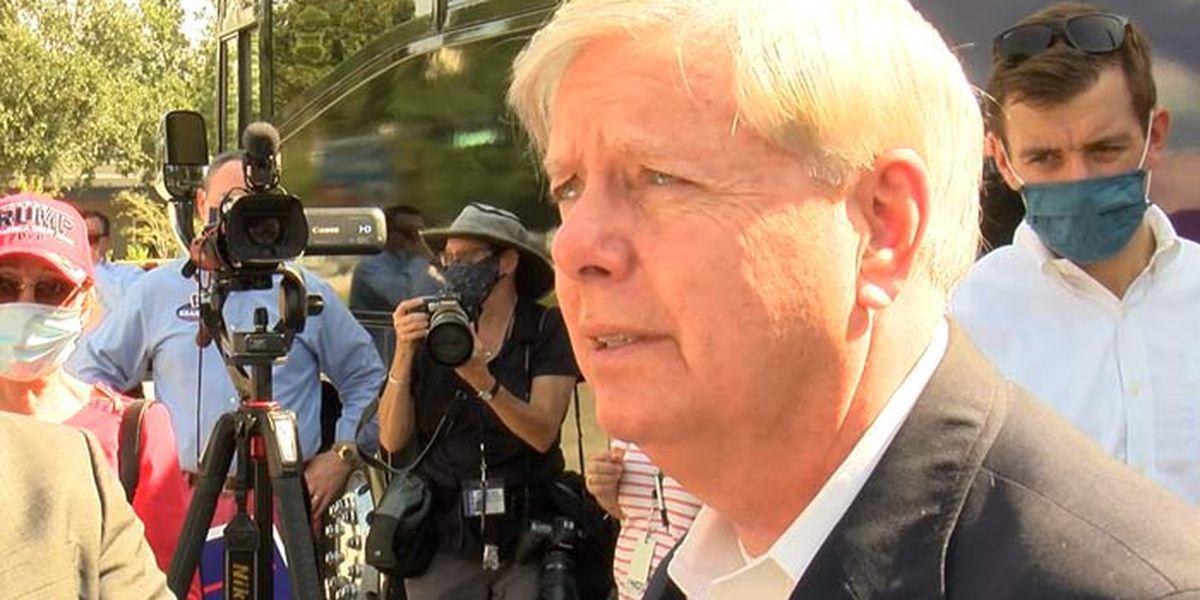SC Democrats file ethics complaint in Graham fundraising comments