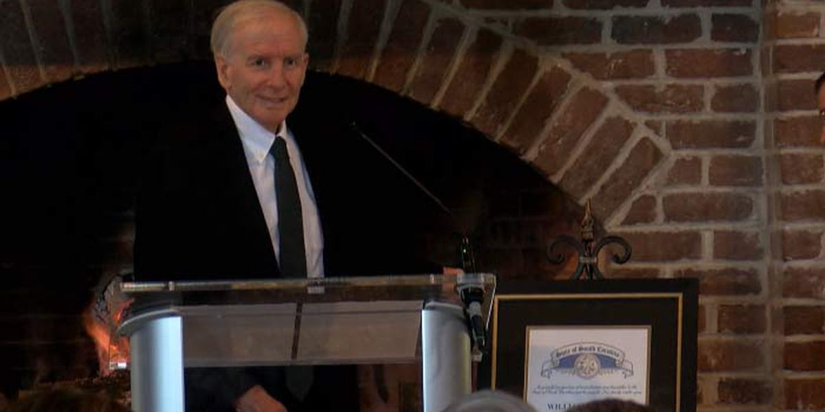 Boone Hall Plantation owner receives Order of Palmetto