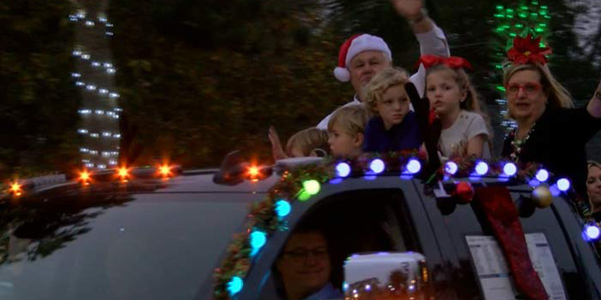 N. Charleston cancels annual Christmas parade