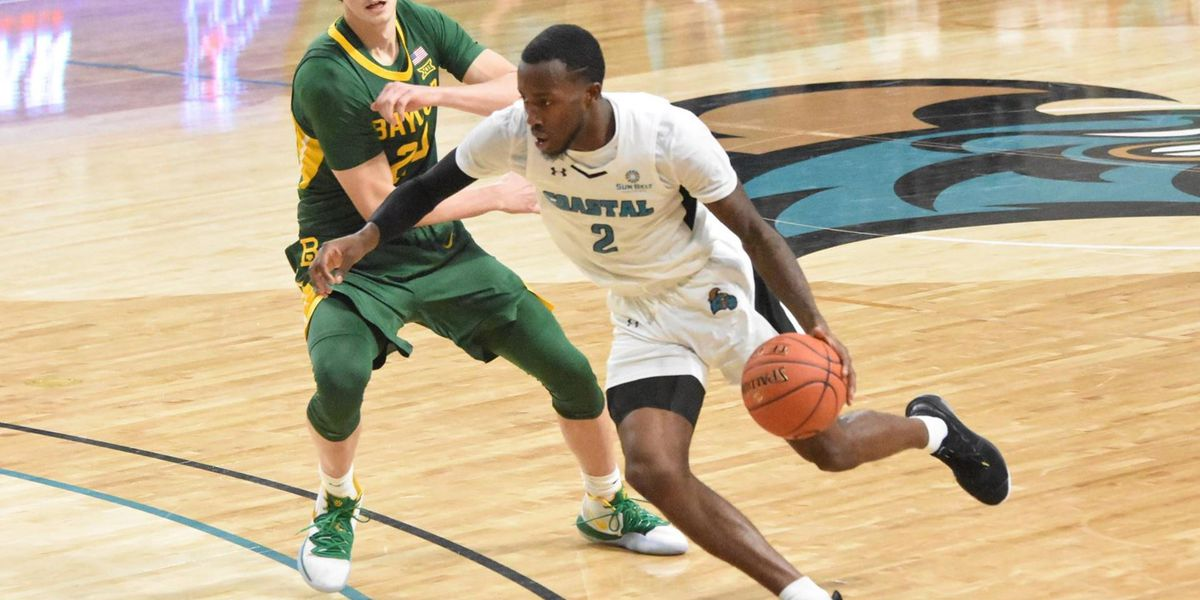 Chants Push No. 24 Baylor to the Brink in 77-65 Loss