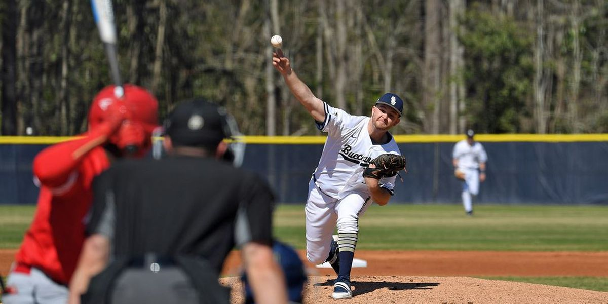 Bucs Take No-Hitter to Seventh, Sweep Series with Delaware State