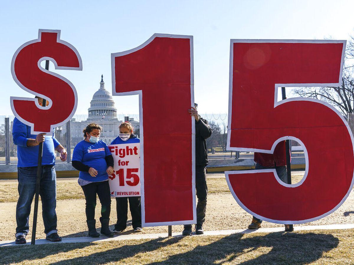 Senate Democrats consider changes to House virus relief, stimulus checks bill