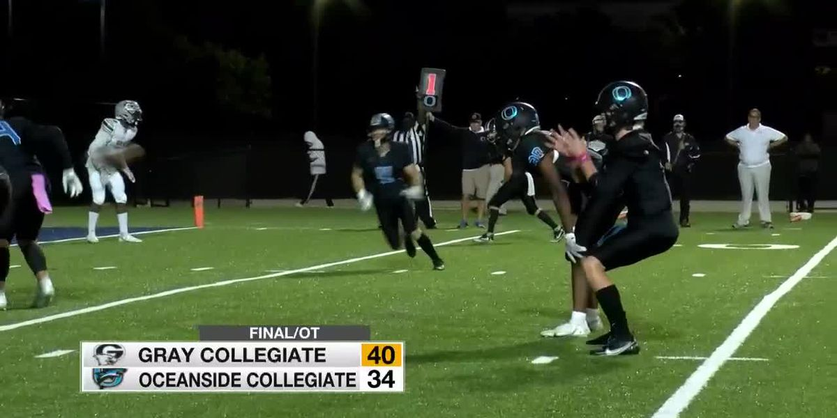 VIDEO: Lowcountry High School Football Coverage - Part 2