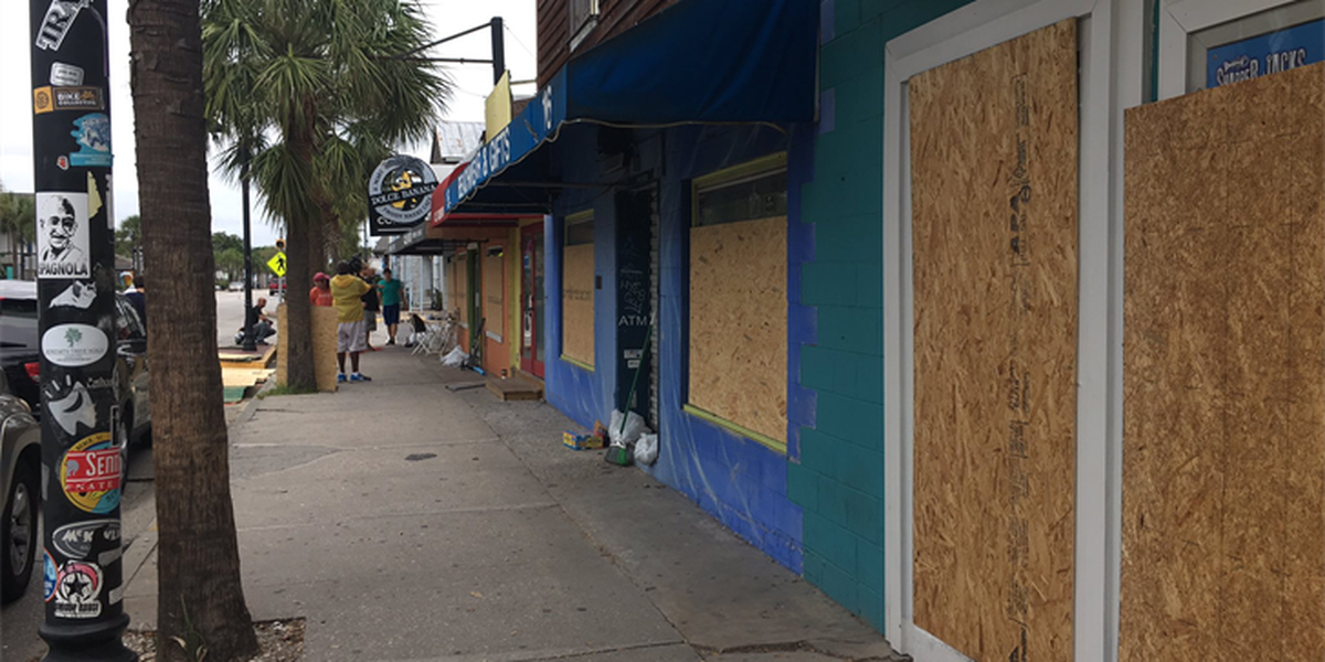 Officials set curfew for Folly Beach residents due to power outages